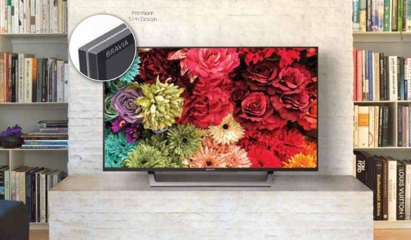 Internet Tivi Sony 40 Inch KDL-40W660E - Hình ảnh chân thực