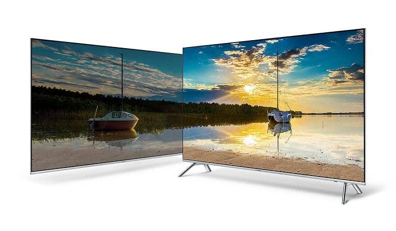 Smart Tivi 4K Samsung 82 inch UA82NU8000 Công nghệ HDR
