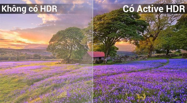 Smart Tivi LG 4K 65 inch 65UK6100 PTA Active HDR