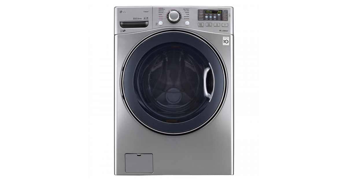 Máy giặt LG Inverter 19 kg F2719SVBVB Thiết kế sang trọng