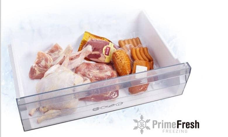Tủ lạnh Panasonic NR-BX418GWVN 407 lít Ngăn cấp đông mềm