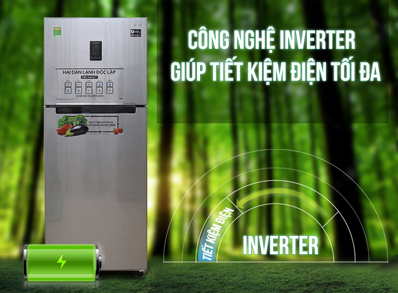 RT32K5532S8/SV công nghệ inverter
