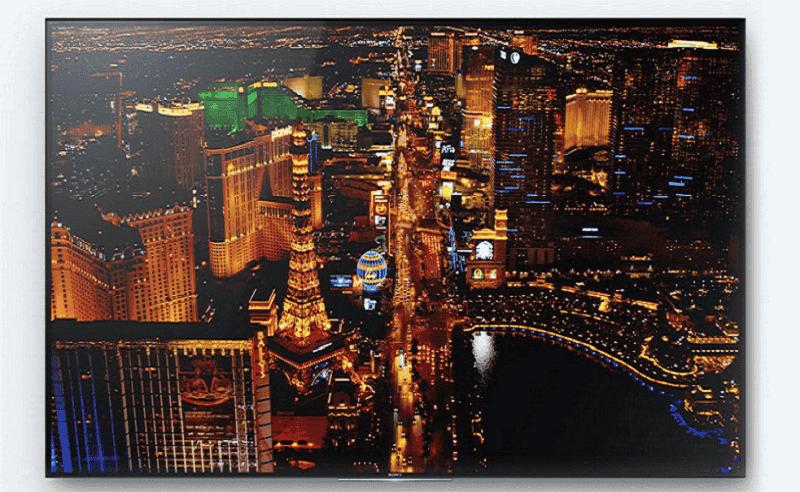 Sony KD-43X8000E/S hình ảnh sắc nét