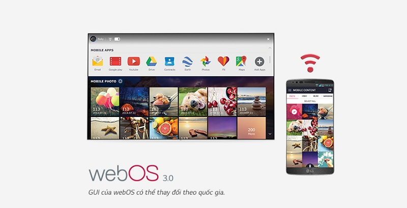 Smart Tivi OLED LG 4K 55 inch 55B6T Web OS 3.0