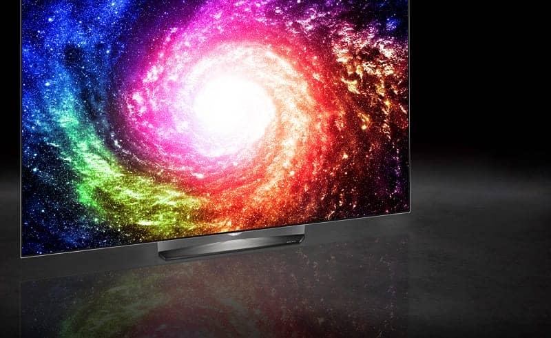 Smart Tivi OLED LG 65 inch 65B6T Hình ảnh rực rỡ