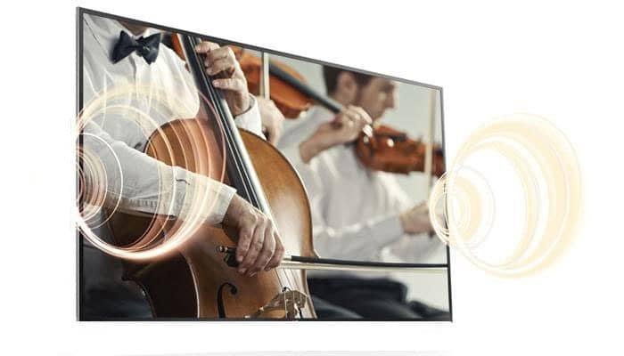 Smart Tivi QLED 4K Samsung QA55Q8CAM Âm thanh vòm