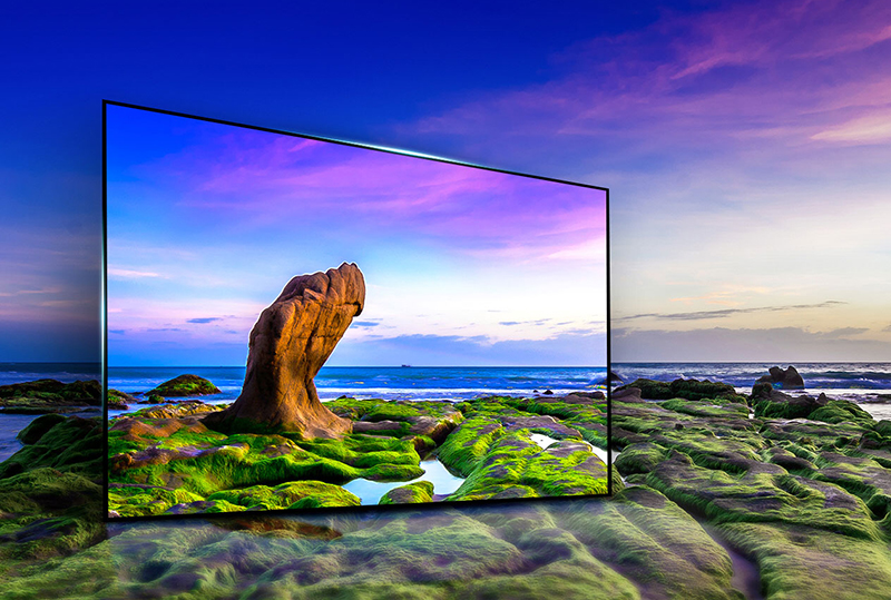 Smart Tivi LG 49 inch 49UJ750 T màu sắc đồng nhất, chân thực