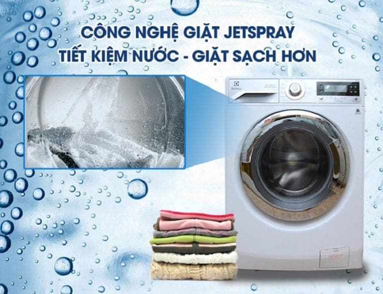 Máy Giặt Electrolux 12933 9Kg - hiệu suất giặt cao