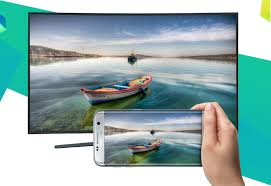 Smart Tivi cong 4K Samsung 65 inch UA65MU6500 smart view