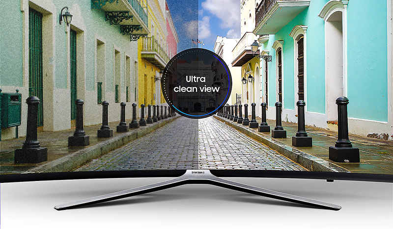 Smart Tivi Cong Samsung 49 inch UA49M6300 Ultra clean view