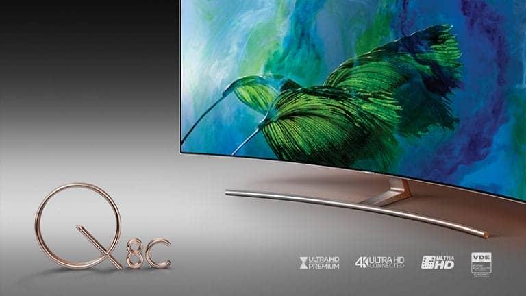 Smart Tivi QLED 4K Samsung 65 inch QA65Q9F hình ảnh sắc nét ấn tượng
