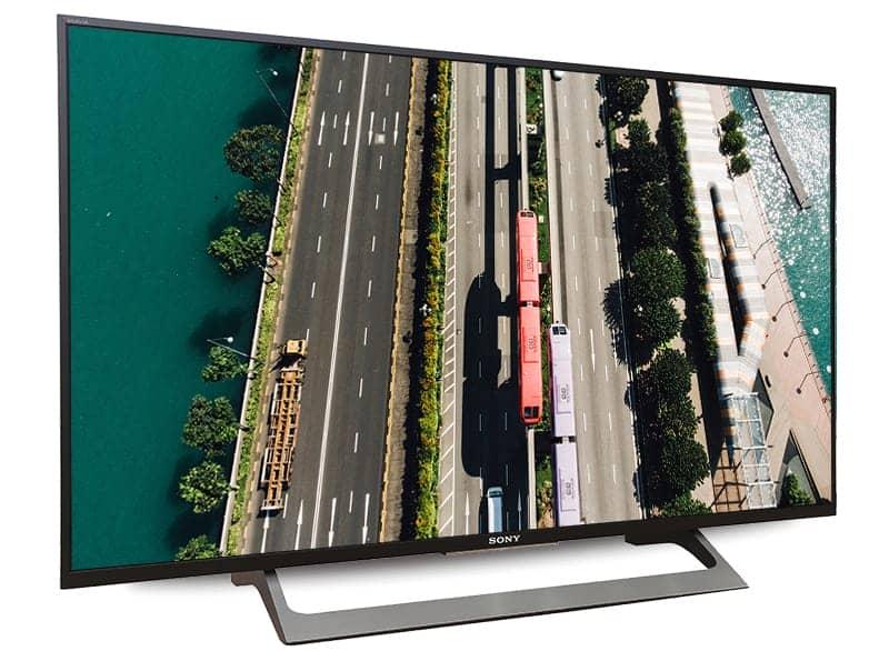 tivi 4k KD-55X8000E sắc nét