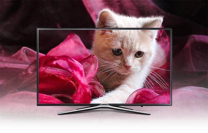 Smart Tivi Samsung 55M5503 Thiết kế ấn tượng
