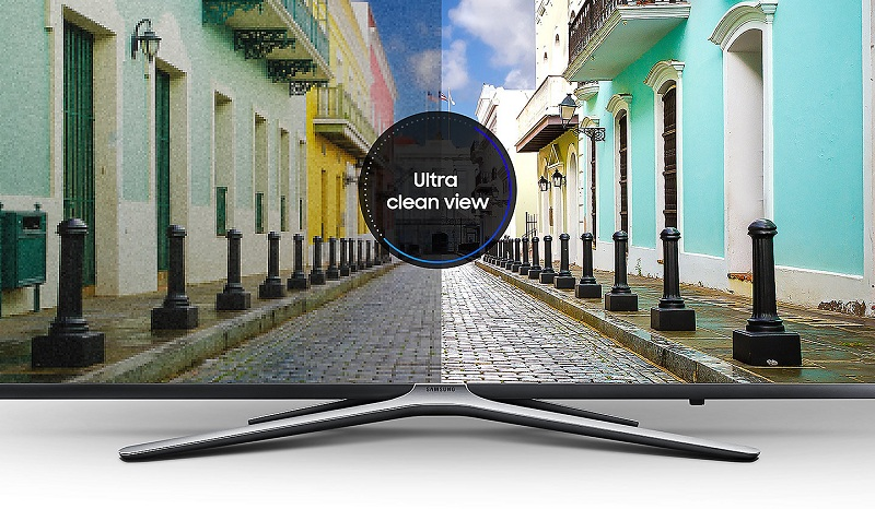 Smart Tivi Samsung 55M5503 Ul tra clean view