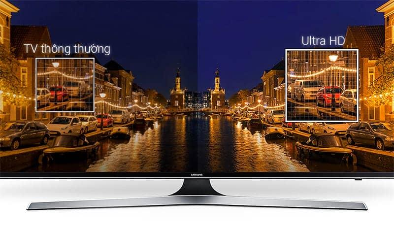 Smart Tivi Samsung 4K 55 inch UA55MU6103 Ultra HD 4K