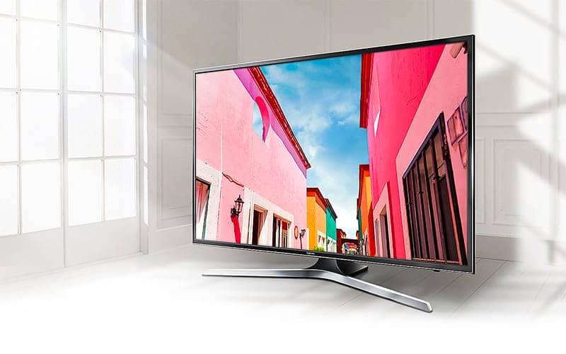 Smart Tivi Samsung 4K 65 inch UA65MU6103 Thiết kế hiện đại