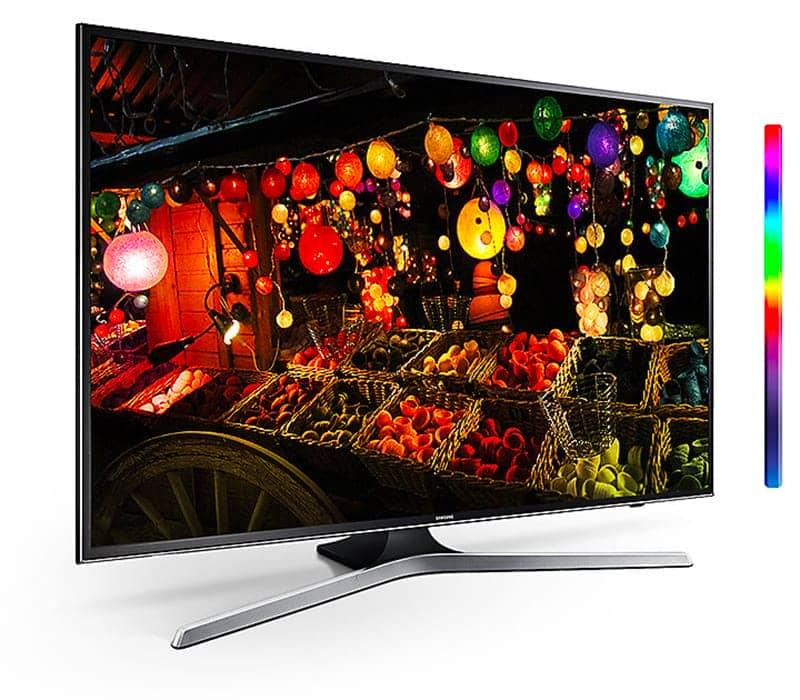 Smart Tivi Samsung 4K 65 inch UA65MU6103 Công nghệ hình ảnh Pur corlour