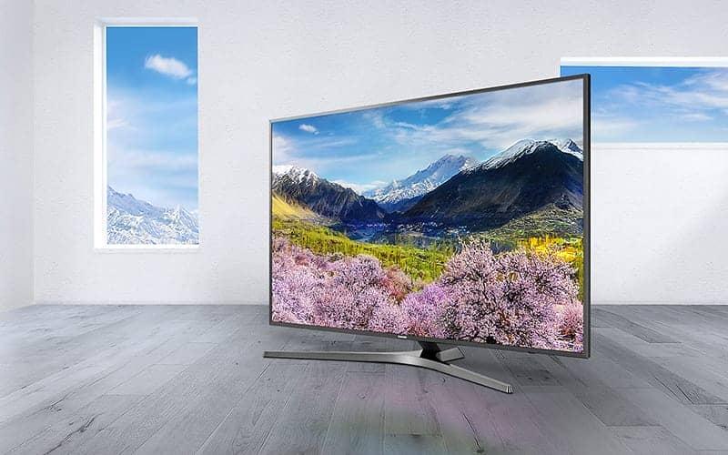 Smart Tivi Samsung 4K 43 inch UA43MU6400 Độ phân giải 4K