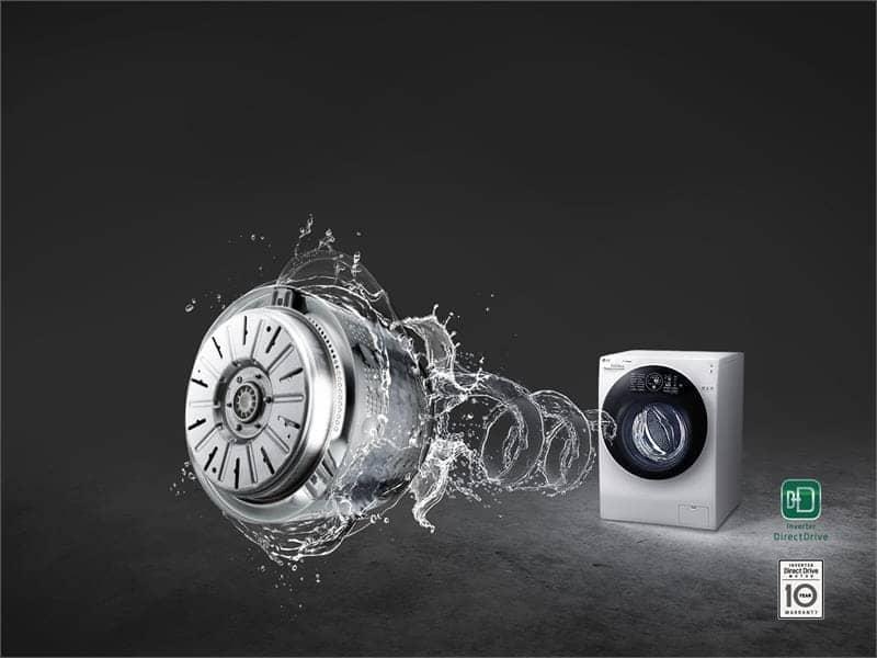 FG1405S3W bền bỉ - bảo hành động cơ đến 10 năm