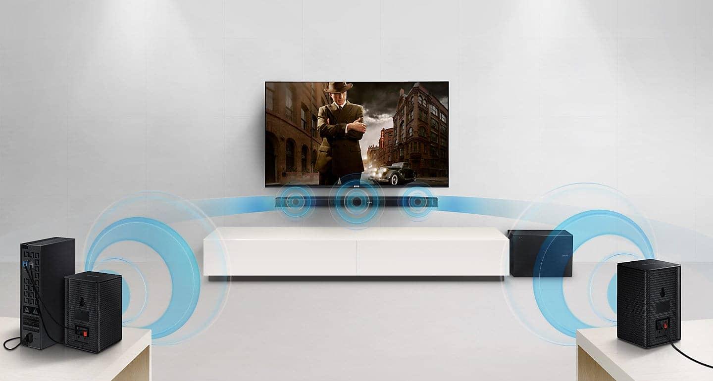 Loa thanh Samsung HW-M550/XV cho âm thanh vòm