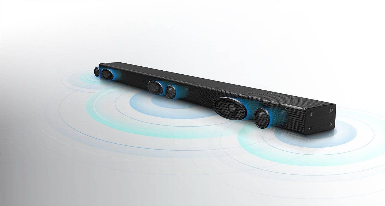 Loa thanh Samsung HW-M550/XV chất lượng âm thanh tuyệt vời