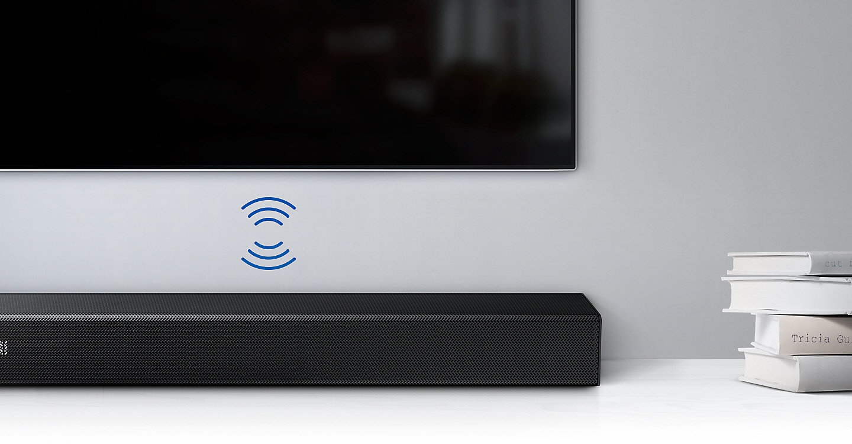 Loa thanh Samsung HW-M550/XV kết nối dễ dàng