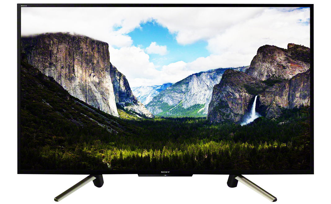 Smart TV Sony KDL-50W660F thiết kế thanh lịch