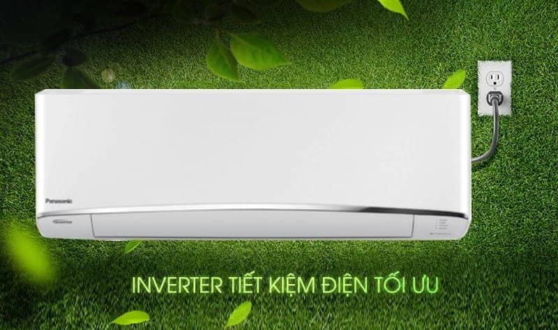 U12TKH-8 công nghệ inverter tiết kiệm điện