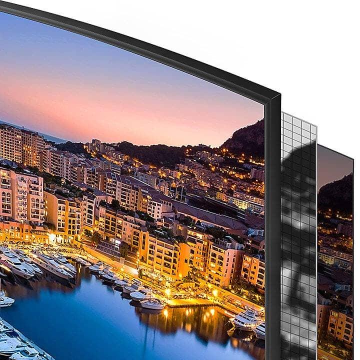 Smart Tivi 4K Samsung UA55NU7500 UHD Dimming