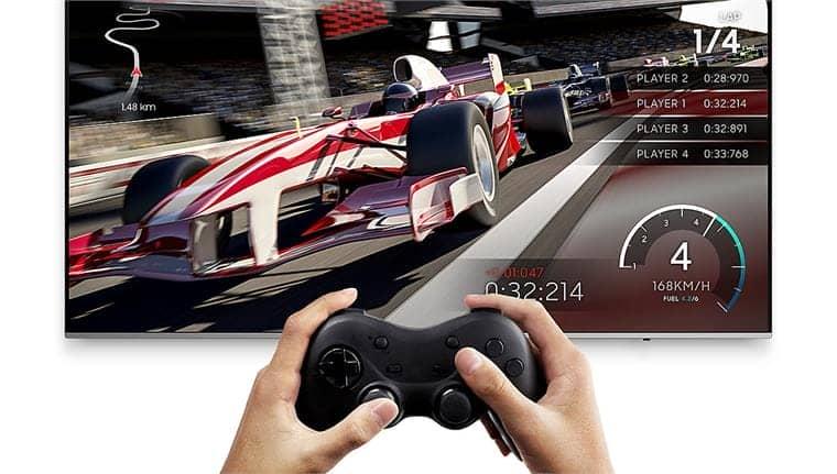 Smart Tivi Samsung 4K 75 inch UA75NU8000 Chế độ chơi game đỉnh cao