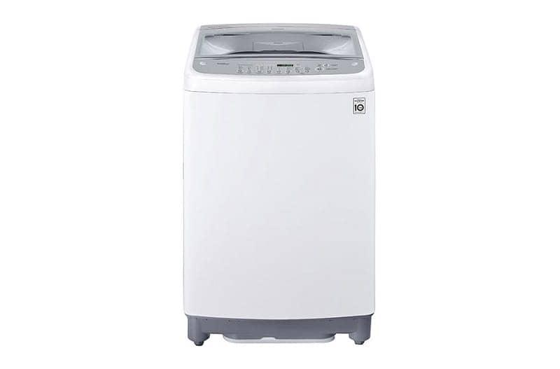 Máy giặt LG Inverter 8.5 kg T2385VS2W bảng điều khiển tiếng Việt