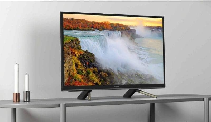 Smart Tivi Sony 32 inch KDL-32W610F thiết kế mỏng ấn tượng