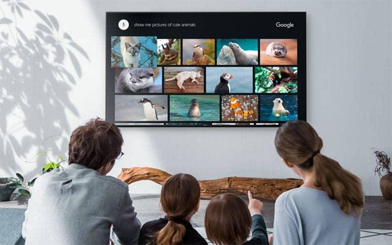 Công nghệ âm thanh độc quyền trên tivi KD-49X7500F