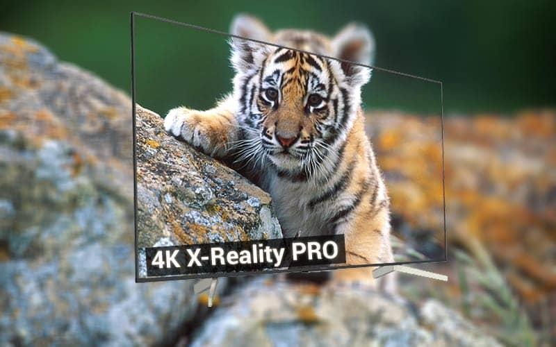 Công nghệ xử lý hình ảnh cao cấp trên Sony KD-65X8500F