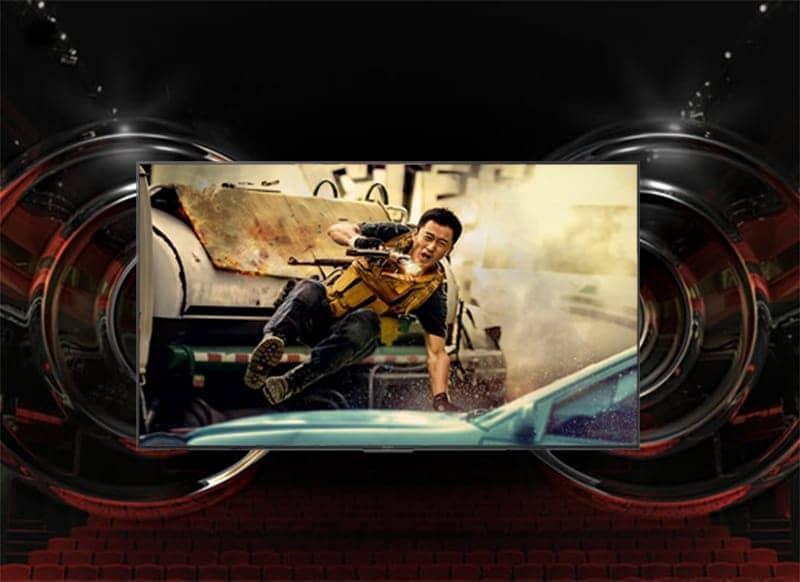 Công nghệ âm thanh trên tivi KD-65X8500F