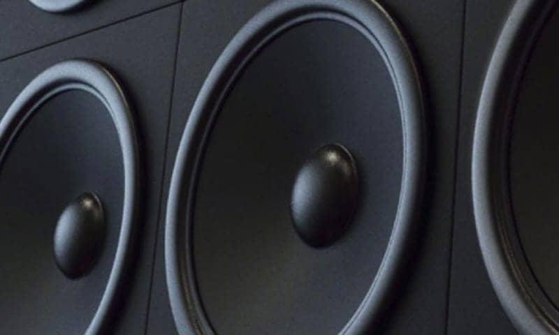 Âm thanh cao cấp của dòng tivi sony KD-55X8500F/S