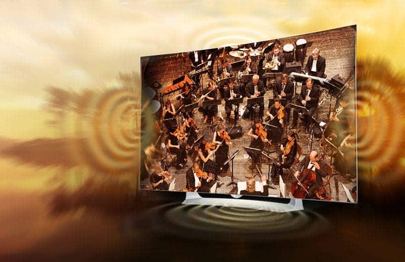 Tivi Sony KD-55X9000F âm thanh bùng nổ