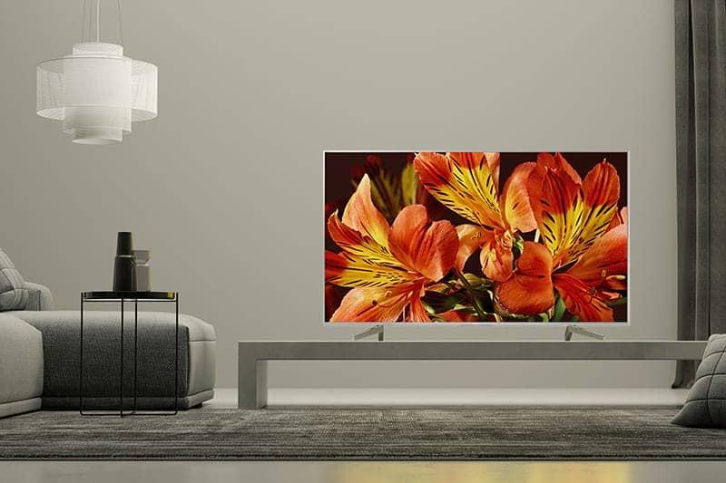 Tổng quan thiết kế tivi SONY 65X8500F/S