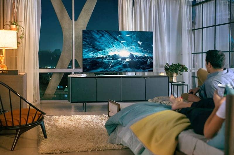 Smart Tivi Samsung 4K 65 inch UA65NU8000 Thiết kế tinh tế sang trọng