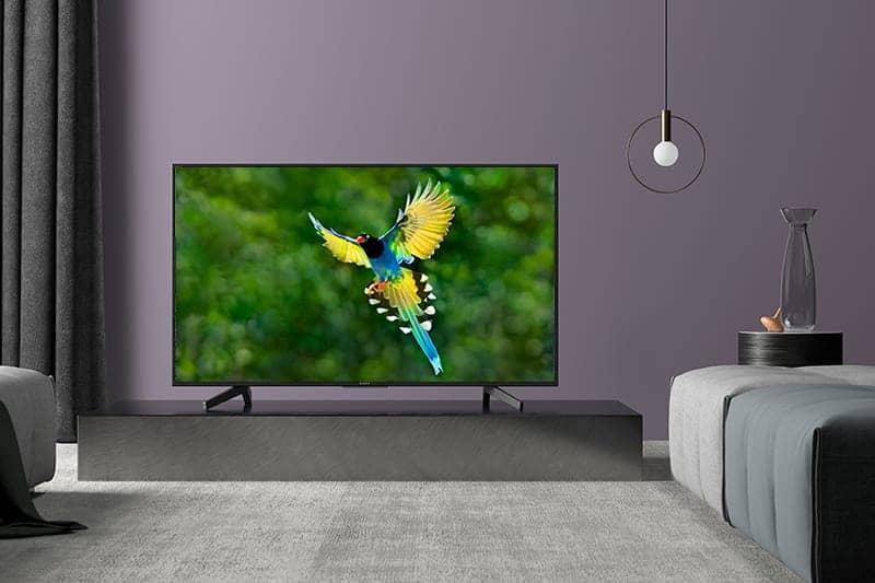 Smart Tivi 4K Sony 65 inch KD-65X7000F Thiết kế sang trọng