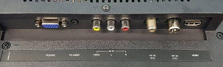Tivi LED Asanzo 32 inch 32AT120