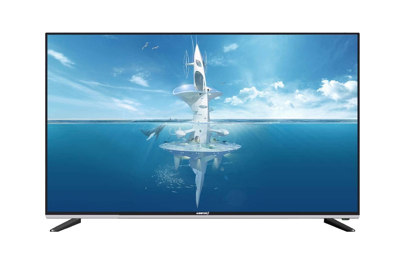 Tivi Led Asanzo 32 inch 32S800 thiết kế đẹp mắt