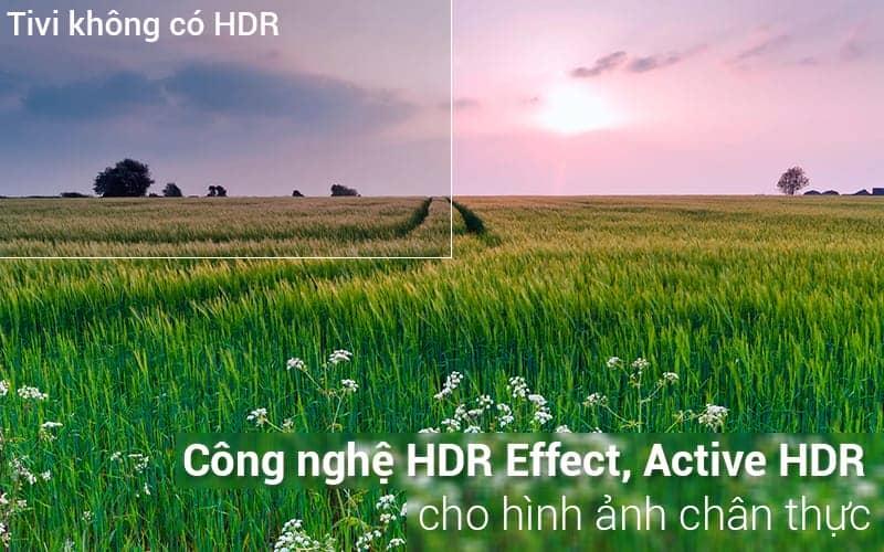 Công nghệ HDR trên tivi 50UK6540PTD
