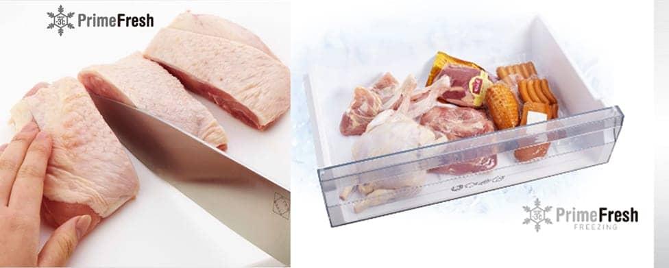 Tủ lạnh Panasonic 322 lít NR-BV369QSVN Ngăn cấp đông mềm