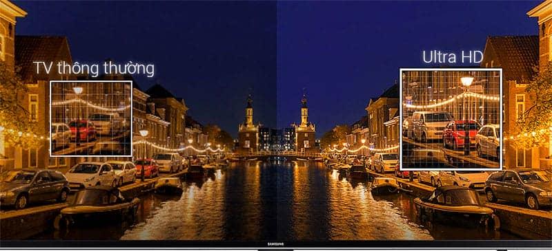 Smart Tivi 4K Samsung 49 inch UA49NU7100 Ultra HD