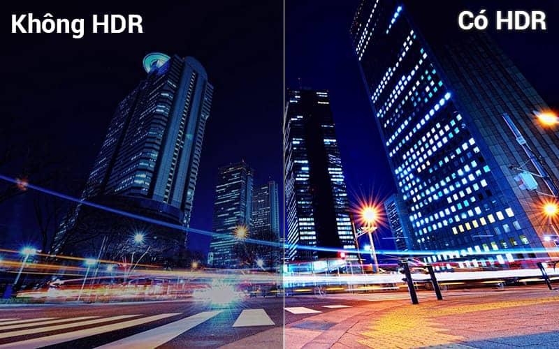 Smart Tivi 4K Samsung 49 inch UA49NU7100 Hình ảnh HDR