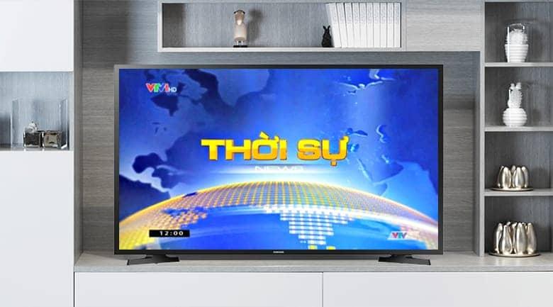 Tivi Samsung 32 inch UA32N4000 HD Đầu thu kĩ thuật số