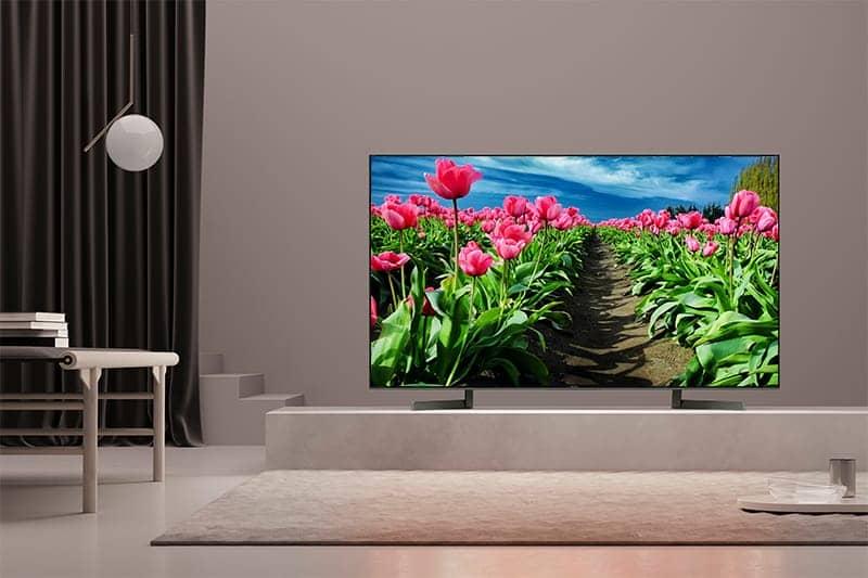 Smart Tivi Sony 4K 85 inch KD-85X9000F thiết kế sang trọng