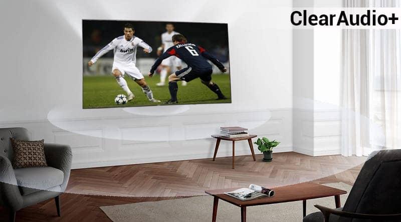 Smart Tivi Sony 4K 85 inch KD-85X9000F Clear Audio+